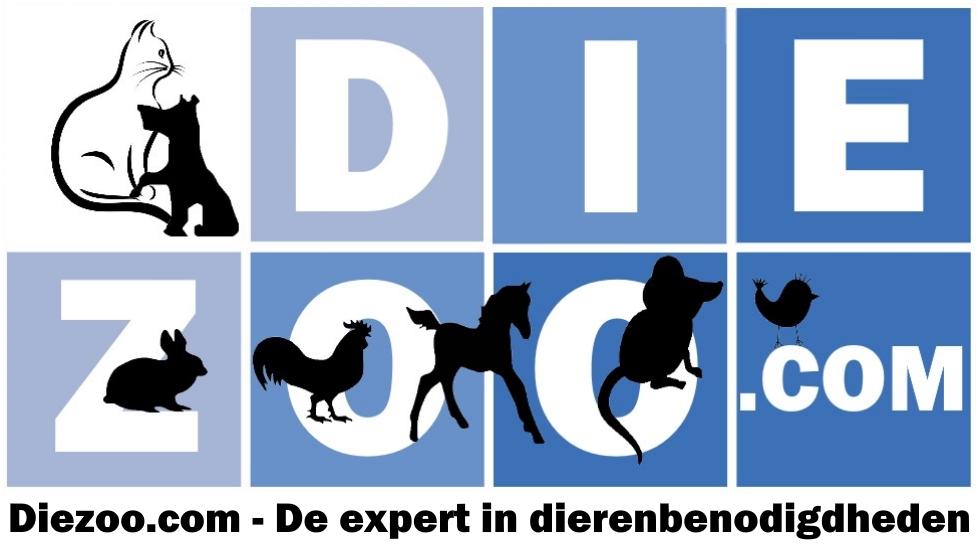 diezoo.com de webwinkel voor katten, honden, kippen, duiven, paarden, vissen en vijvers aan de beste prijs
